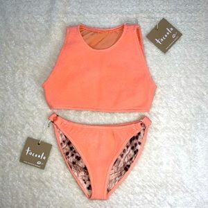 🆕🔥Tacoola Bikini 2 Piece Set Size Large